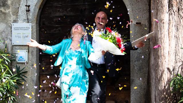 Hochzeit Gerlinde und Franco